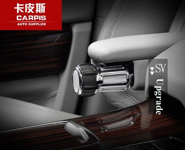 Chrome Car Armrest Knob Handrail Knob For Range Rover Vogue SE SV Autobiography 2013 2019 Range