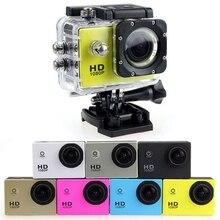 Sports Camera - Outdoor Waterproof camera, multiple colors, HD dive aerial 1080P waterproof digital camera.LF19-361