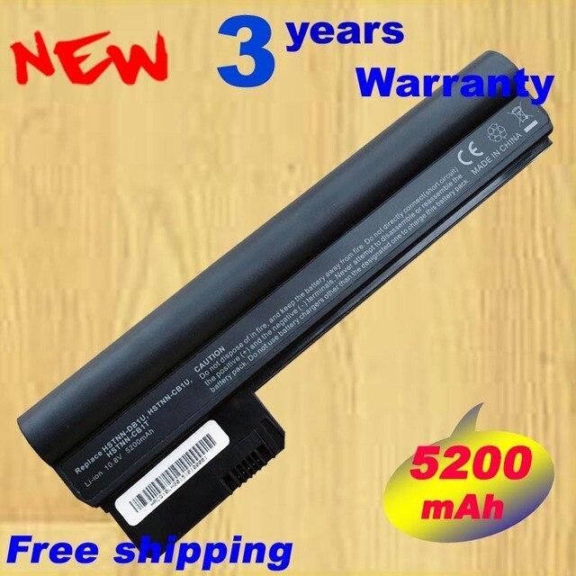 03TY batería para HP Mini 110-3000 mini110 110 CQ10 CQ10-400 607762-001 607763-001 HSTNN-CB1T HSTNN-CB1U HSTNN-DB1T