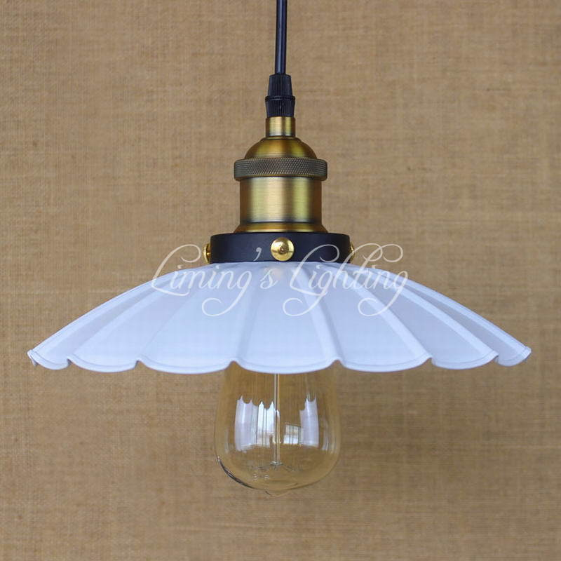 Modern Metal Pendant Light Retro Cafe Edison Loft Style Vintage Industrial Retro Pendant Lamp E27 Restaurant Bar Counter Attic rh loft edison industrial vintage style 1 light tea glass pendant ceiling lamp hotel hallway store club cafe beside