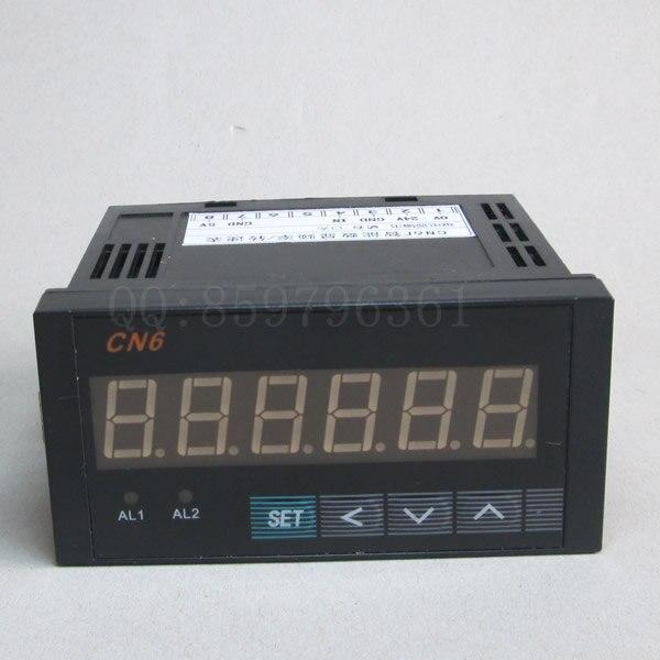 Compteur de fréquence Intelligent de contrôleur de vitesse de tachymètre numérique