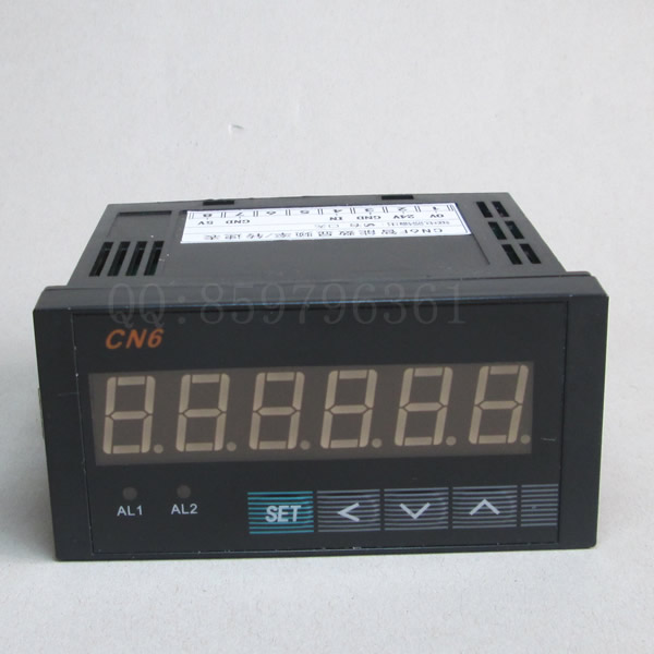 Intelligent digital tachometer speed controller frequency meter ny3100p such as the accuracy of intelligent frequency meter