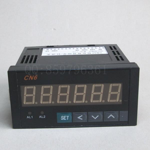 Intelligent digital tachometer speed controller frequency meter laser type tachometer portable digital tachometer