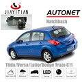 JIAYITIAN rückansicht Kamera Für Nissan Tiida/Versa/Latio C11 Fließheck 2004 ~ 2012/CCD/Nacht vision/Reverse Kamera/Backup Kamera-in Fahrzeugkamera aus Kraftfahrzeuge und Motorräder bei