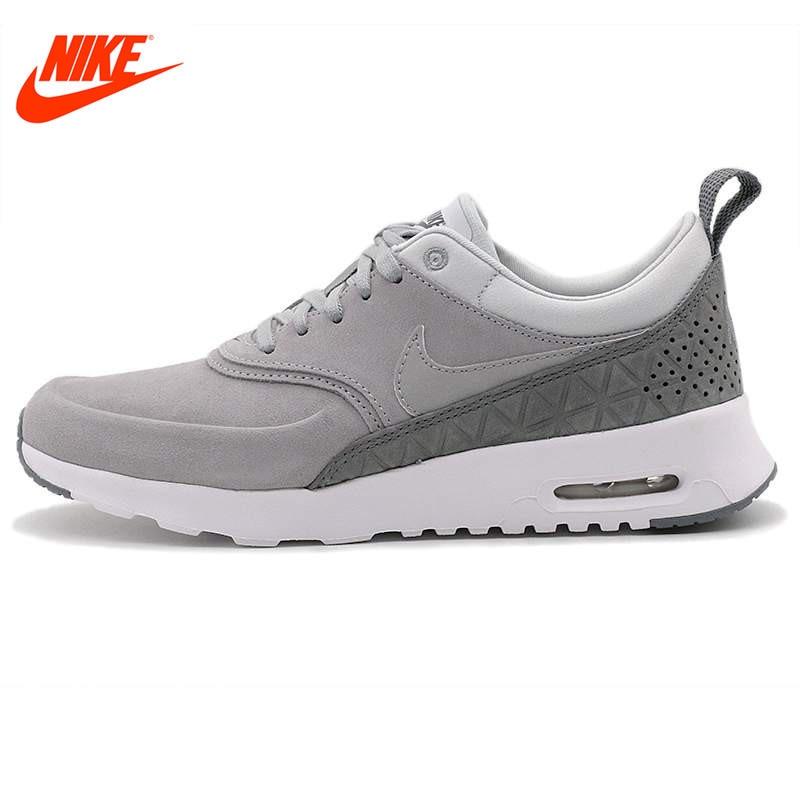 f94cc6c66bb495 Original NIKE Leather Waterproof air max Women s Running Shoes Sneakers