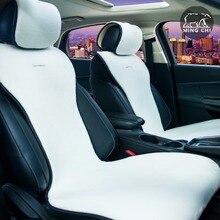 Чехлы для автомобильных сидений 2 спереди или для задних сидений искусственный мех