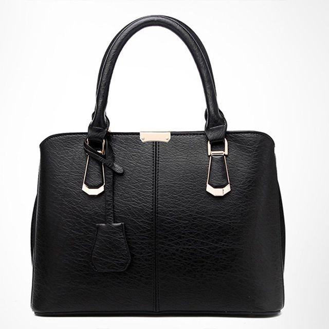 Women's Leather Handbag Shoulder Bag Ladies Cross Body Bag Tote Messenger Satchel Purse