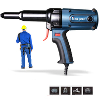 Nail Gun Electric Blind Rivet Gun Riveting Tool Electrical Power Tool 400w 220v For 3.2 5.0mm Upholstery Framing Tools