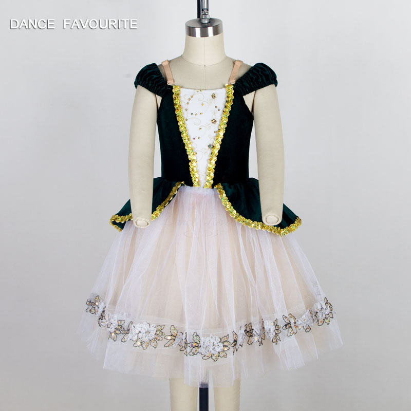 Dance Favourite New Arrival Ballet Tutu 18031 Girl Ballet Tutu Ballerina Romantic Ballet Tutu