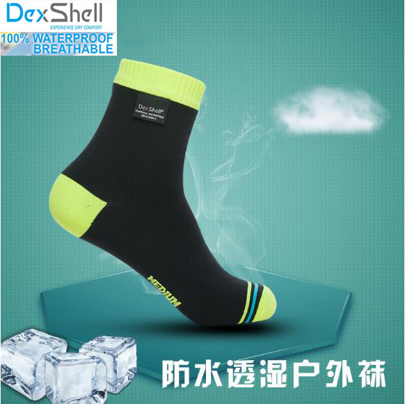 Men/women high quality knee-short breathable coolmax running cycling Ultralite waterproof/windproof hiking outdoor sport socks