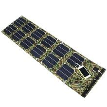 Buheshui dual usb + dc 18 В выход 40 Вт солнечное зарядное устройство солнечное зарядное устройство для ноутбука питания сумка для телефонов sunpower высокая эффективность