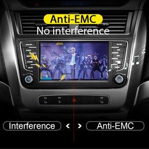 Image 2 - Hlxg Mini H4 LED H7 H11 H8 HB4 H1 HB4 HB3 CSP سيارة المصابيح الأمامية 8000LM 6000K 12 فولت لا راديو إنتيفينس مكافحة EMC FM وميض 36 واط