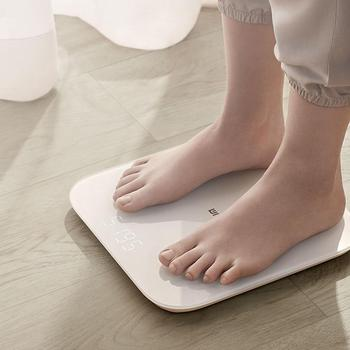 XIAOMI MIJIA Mi Smart Scale for BMI Measurement with Bluetooth LED screen and APP Control