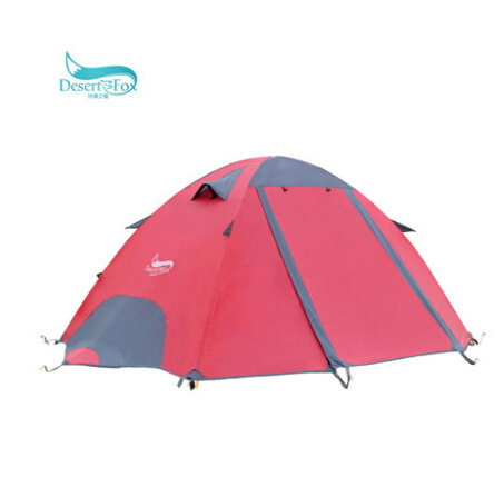 Desert Fox tent outdoor c&ing tents couple double double wild rain suit beach c&ing equipment  sc 1 st  AliExpress.com & Desert Fox tent outdoor camping tents couple double double wild ...