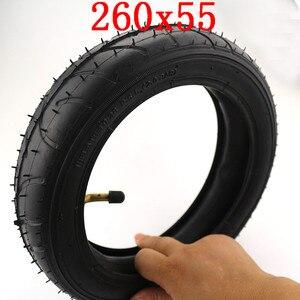 Image 5 - Neumático/neumático y tubo interior 260x55 se adapta a triciclo para niños, carrito de bebé, carrito plegable para bebé, scooter Eléctrico, bicicleta para niños 260*55
