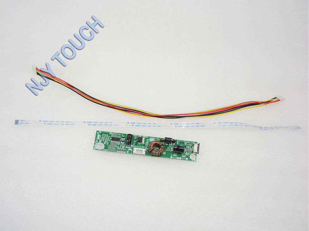 """NEW 14.1/"""" and 15.4/"""" LED Backlight Connector Convert to LED Cable Flat Connector"""