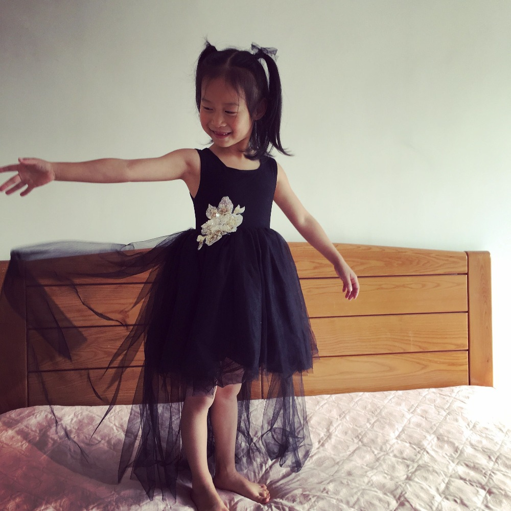 New Children Black Mermaid Dress Party Dress with Tail Little Girls Sequins Witch Dress Beautiful Girls Dance Performance DressNew Children Black Mermaid Dress Party Dress with Tail Little Girls Sequins Witch Dress Beautiful Girls Dance Performance Dress
