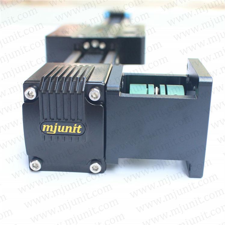 Motorized XYZ linear motion  Nema 17 guide way belt drive linear rail toothed belt drive motorized stepper motor precision guide rail manufacturer guideway