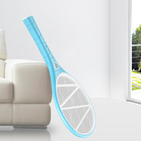 YAGE Pest Control Electric Mosquito Swatter Mosquito Killers Bug Zapper Reject Racket Trap 2200V Electric Shock 400mAh Battery