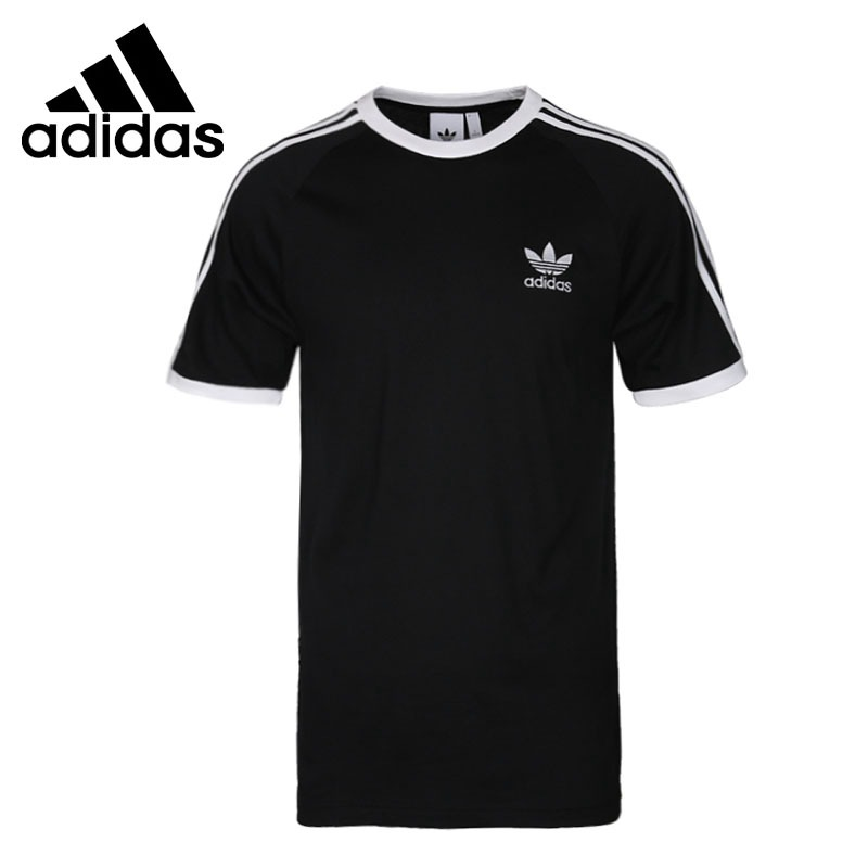 Original New Arrival 2018 Adidas Originals 3-STRIPES TEE Men's T-shirts short sleeve Sportswear original new arrival 2017 adidas neo label m sw tee men s t shirts short sleeve sportswear