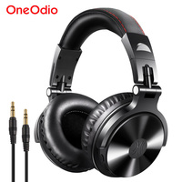 Oneodio Bluetooth Wireless Headphones With Microphone Foldable Over Ear HIFI Bluetooth 4 1 Headset For Mobile