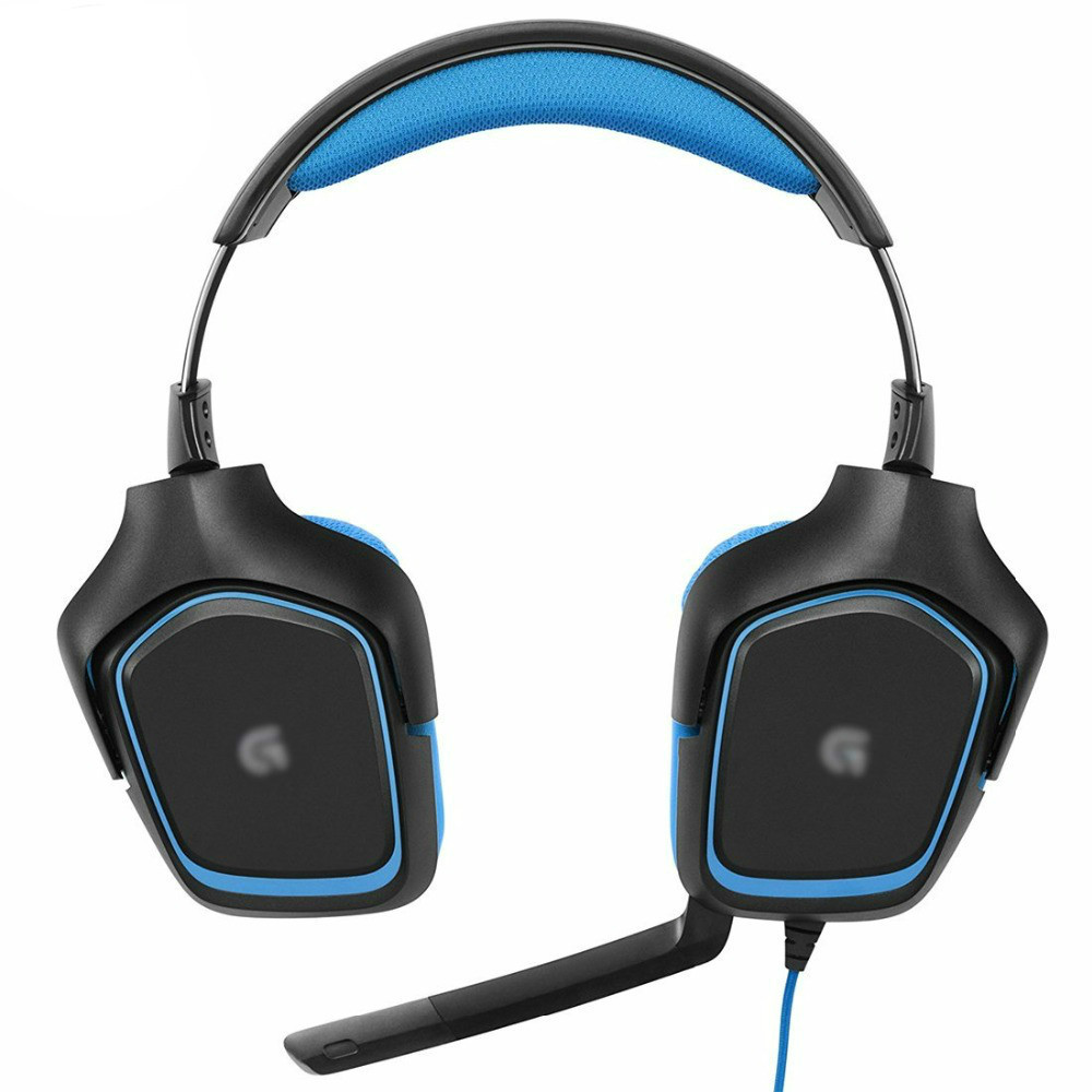 Logitech G213 Gaming Mechanical Keyboard Teclado Gamer Klavye And G231 Prodigy Headset Replacement Earpads Ear Pads Cushions For G35 G930 G430 F450 Surround Sound Headphones