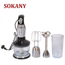 Multifunctional Food Mixer Hand Table Blender Sokany SM-5010S-9