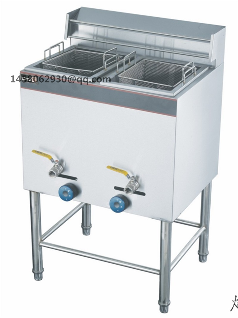 Gas Fryer With Griddle Gas ~ Aliexpress buy vertical type tanks baskets gas