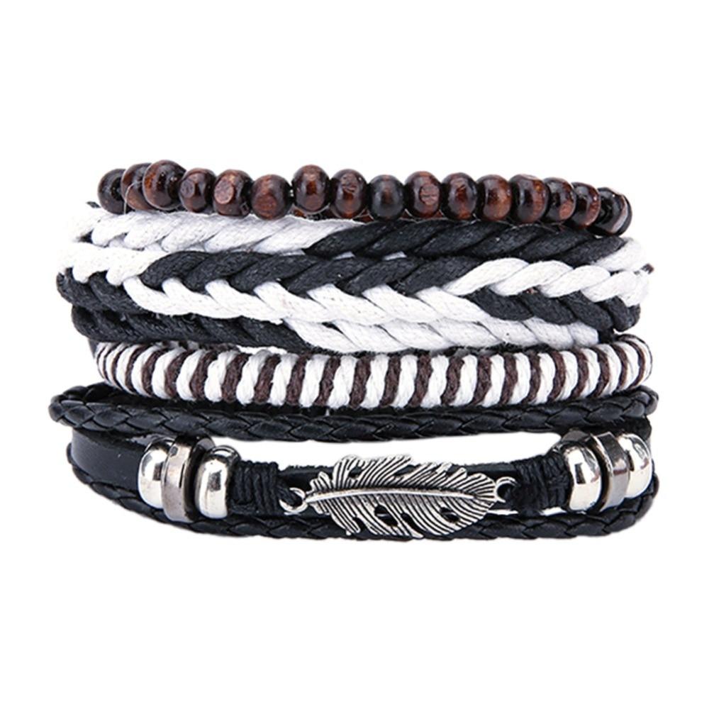Leather Bracelets 4