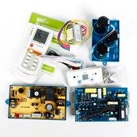 Универсальная система управления инвертором постоянного тока для Раздельный кондиционер воздуха QD82 привод сильный компрессор постоянног