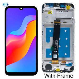 Image 3 - 5,71 para Huawei Y5 2019 pantalla LCD + marco digitalizador de pantalla táctil para Huawei Honor 8S Y5 2019 AMN LX1 piezas de reparación de montaje Lcd