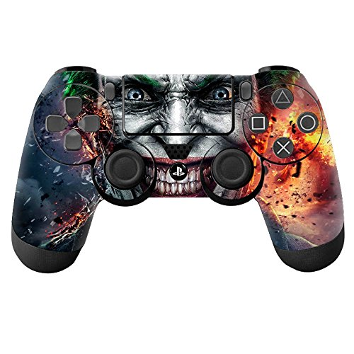 Joker FirSticker Decal Skin For Playstation 4 PS4 ...