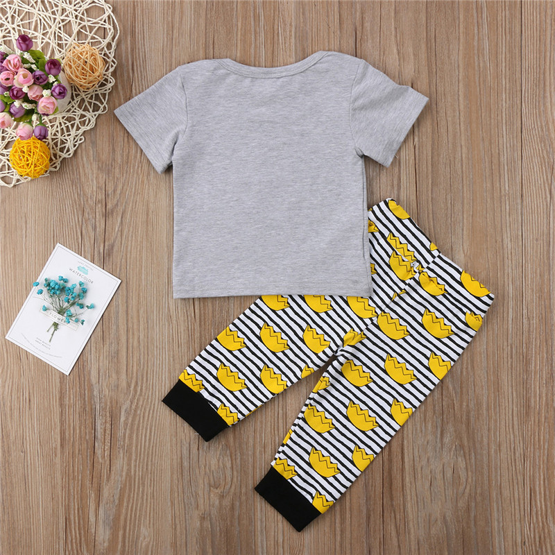 Newborn Infant Baby Boy Girl Outfit Top T Shirt Pants Leggings Clothes Set Cute Innovatis Suisse Ch
