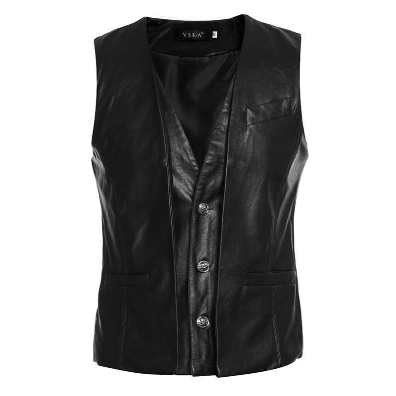 2018 New New Brands Mens Jacket Sleeveless veste homme Fashion Casual - Տղամարդկանց հագուստ - Լուսանկար 1