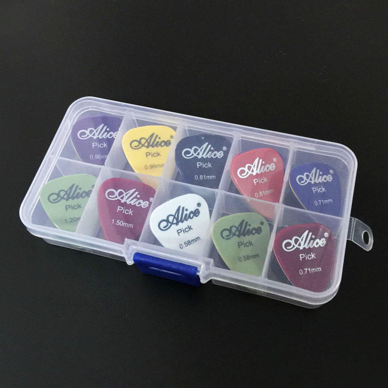 40-guitar-picks-1-box-case-alice-acoustic-electric-bass-pic-plectrum-mediator-guitarra-fontbmusical-