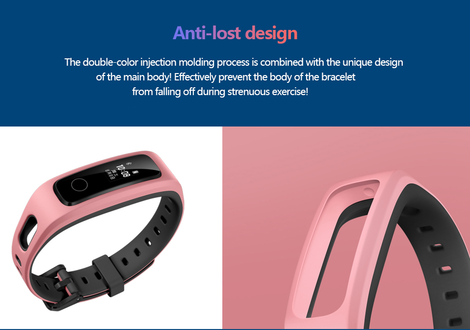 Presale Original Huawei Honor Band 4 Running Version Touchscreen Smart Wristband (17)