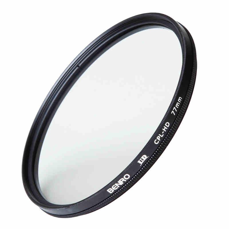 Benro 58mm UD CPL-HD Filters Waterproof Anti-oil Anti-scratch Circular Polarizer Filter,Free shipping,EU tariff-free benro 58mm cpl filter shd cpl hd ulca