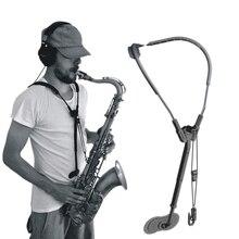 Альт саксофон Регулируемый шейный ремень аксессуары ремень для саксофона плечевой подвесной саксофон поддерживающий ремень