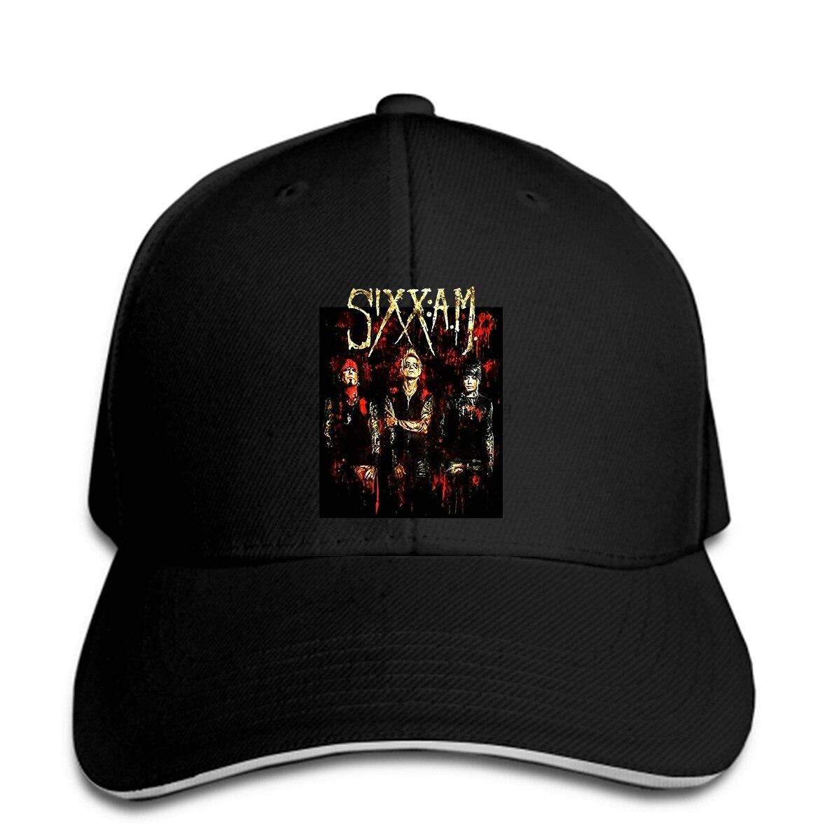 AM Band Photo Image Girls Juniors Black T Shirt New Official Nikki Sixx A.M