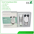 Pro Facial Trainer Kit Mini Facial Toning Device Reduce Wrinkles Skin Firming Microcurrent Face Lift Beauty Roller Massager