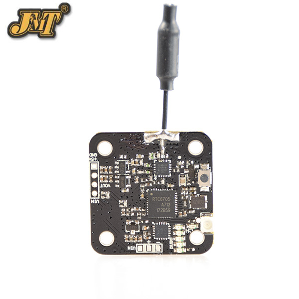 JMT FSD-252VTX 40CH Mini VTX 25mw / 200mw Switchable Model OSD VTX-OSD Buzzer for Flytower FPV DIY RC Racer Helicopter F21968 original dvs dsl 710a dsl710a dsl 710a dvd rom for primare cd21 cd31 cdi10