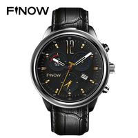 Finow X5 Plus Smart Watch MTK6580 Quad Core 1.39 AMOLED 1G+8G Bluetooth Watches Wifi Heart Rate Wearable Devices For IOS/Android