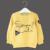 Atacado Crianças Outono T-shirt de Algodão Unisex Casaco de Inverno Primavera Crianças Manga Longa Outwear Casuais #48