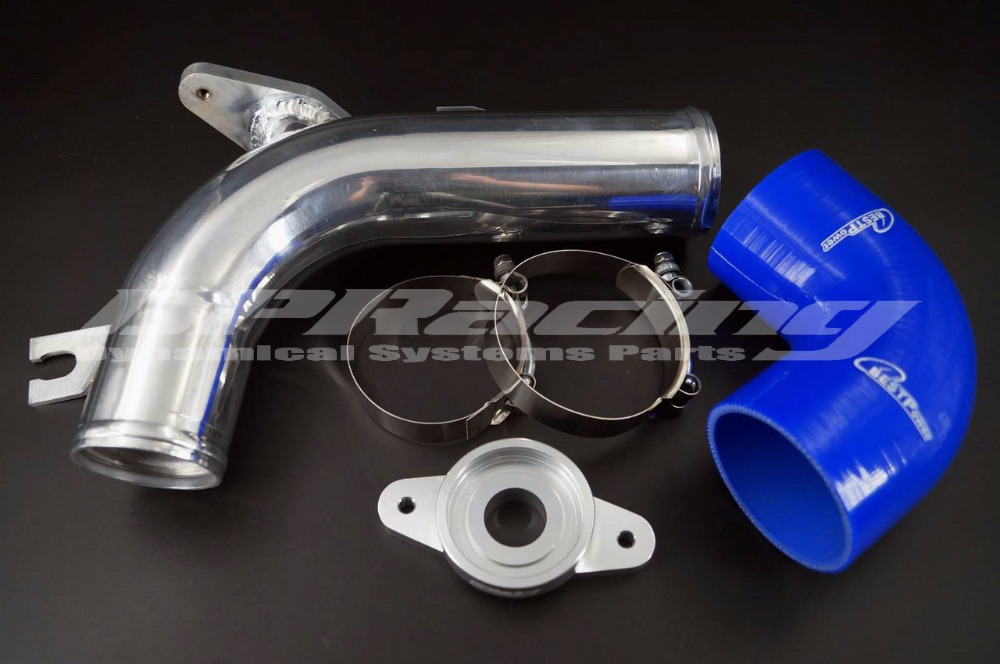 Intercooler SSQV SQV Blow Off Valve Frank Pipe/Tube For Nissan Juke/Tiida 1.6L Turbo 2011 UP