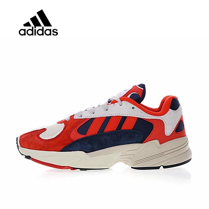 Original New Arrival Official Adidas Originals Yung - 1 Men's & Women's Running Shoes Sport Outdoor Sneakers Good Quality B37615 yung gravy berlin