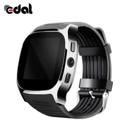 Fashion New T8 Bluetooth Smart Watches Support SIM TF Card With Camera Sync Call Message Men
