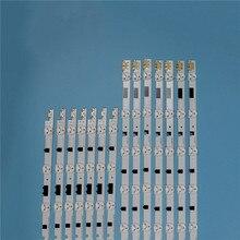 832mm 14 Piece/Set LED Array Bars For Samsung UA40F5080AR UA40F5080AJ 40 inches TV Backlight Strip Light Matrix Lamps Bands