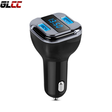 Car GPS Tracker Locator Dual USB Car Charger Real Time Tracking Device Detector Voltmeter Mini GPS Mobile APP Ipad Tracking