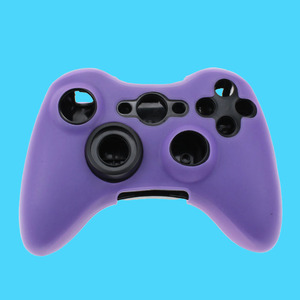 Image 3 - جراب سيليكون لجهاز Xbox 360 ، 11 لونًا ، جراب مطاطي ناعم لوحدة تحكم Xbox360 ، جل واقي