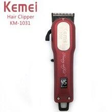 Eficiente profesional de las podadoras de pelo eléctrico máquina de corte  diseño humanizado cortador práctico Trimmer 11c0e22b7faf